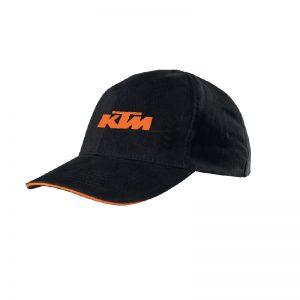czapeczka KTM z dazskeim