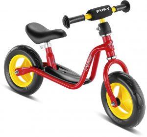 Rowerek biegowy Puky LRM czerwony