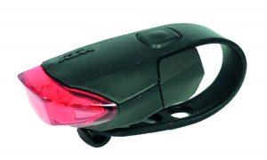 Lampka rowerowa KTM tył na baterie