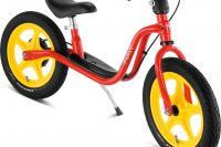 Rowerek biegowy Puky LR 1L Br czerwony