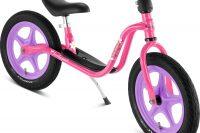 Rowerek biegowy Puky LR 1L różowo-filoetowy