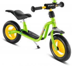 Rowerek biegowy Puky LRM Plus zielony