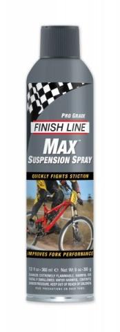 Spray do amortyzatora Max Suspension Finish Line