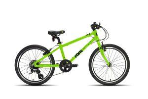 Rower dziecięcy Frog 55 zielony
